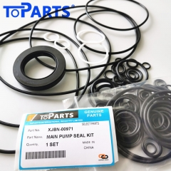Hyundai XJBN-00971 hydraulic pump seal kit