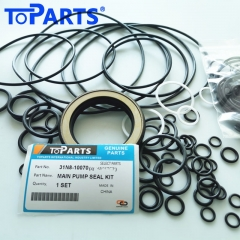 Hyundai 31N8-10070 hydraulic pump seal kit